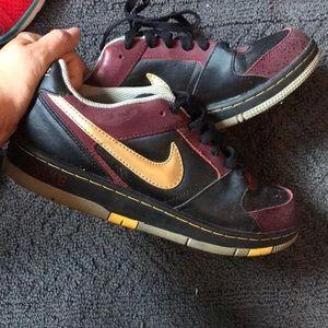 Nikes worn twice